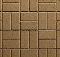 PLASMOR 60 - STANDARD BLOCK PAVING - BUFF